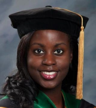 Teleka Patrick, missing Michigan doctorFacebook