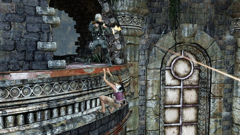 Illustration for article titled Uncharted 2's DLC Screens Look Strangely Familiar