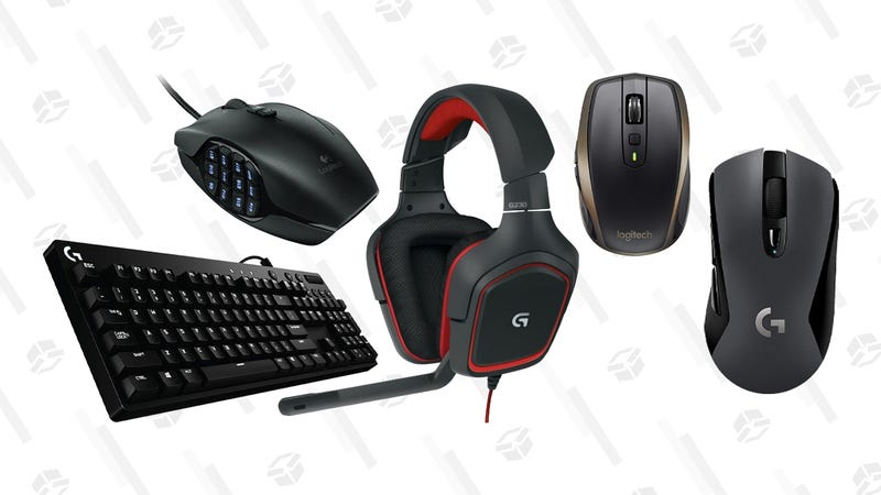 Logitech PC Gaming & Productivity Gold Box | Amazon