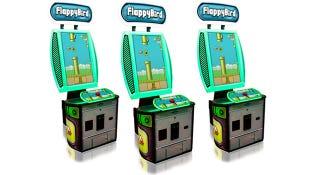 Pronto podrás jugar a Flappy Bird en una máquina arcade