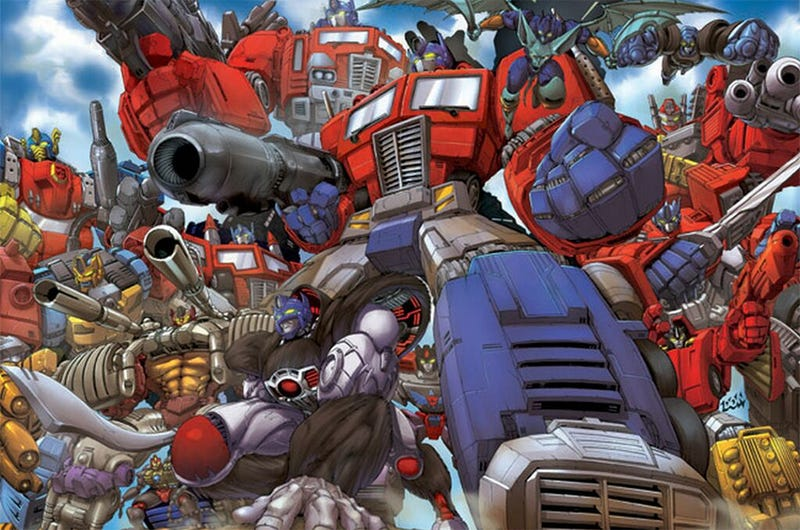 The Best Optimus Prime Transformers Figures
