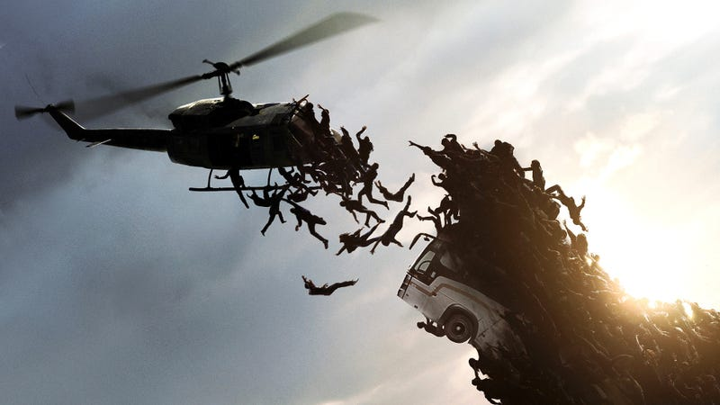 "Illustration for article titled The World War Z Movie Sequel Will Start With A ""Clean Slate"""