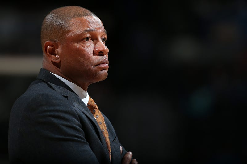 Illustration for article titled Report: Doc Rivers Never Used Anti-Gay Slur Against NBA Ref Bill Kennedy