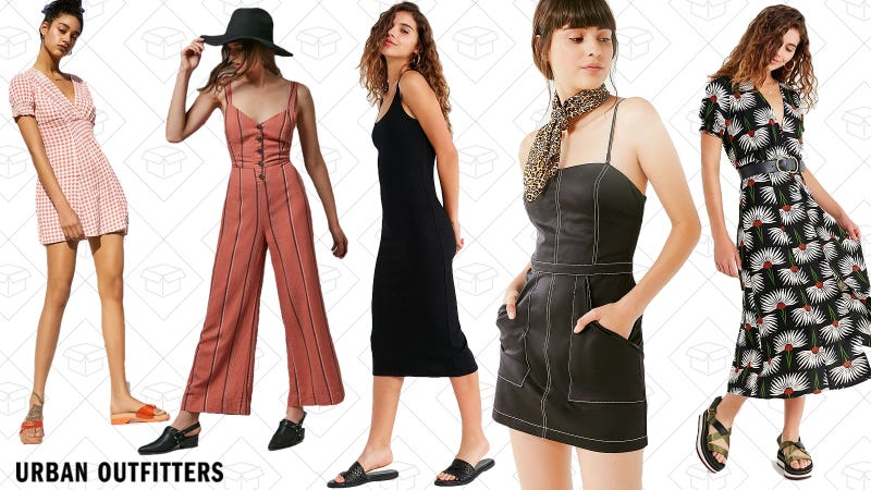 30% off dresses and rompers | Urban Outfitters