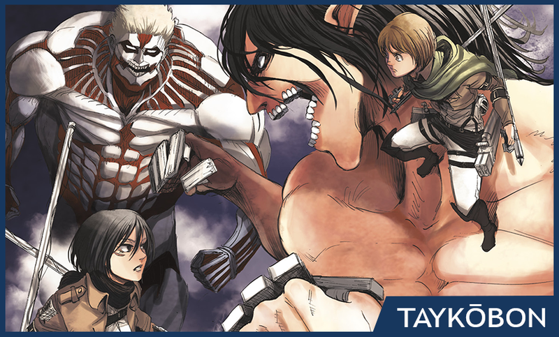 Illustration for article titled Attack on Titan Vol. 19 - Manga Review