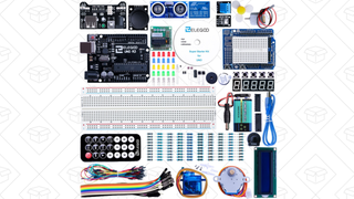 Pack de inicio Elegoo UNO Arduino | $28 | Amazon