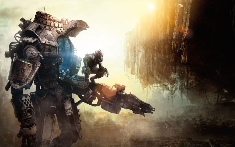 Illustration for article titled I have seen Titanfall: Impressions from the PC Beta Frontier