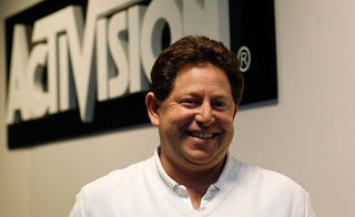 Illustration for article titled Activision's Boss Is One Of The Most Influential Men Alive, It Seems