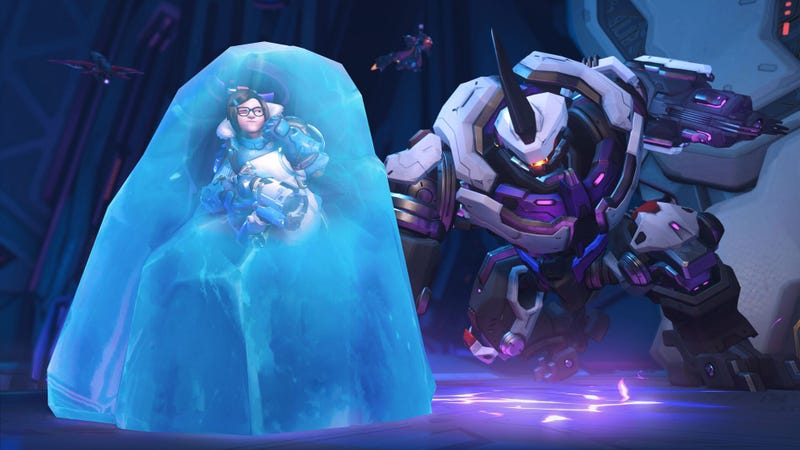 Illustration for article titled Overwatch Stagnated Because Of Its Sequel, Says Director
