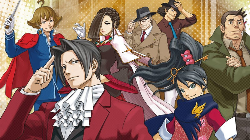 Illustration for article titled Why Ace Attorney Investigations 2 Never Made It To America