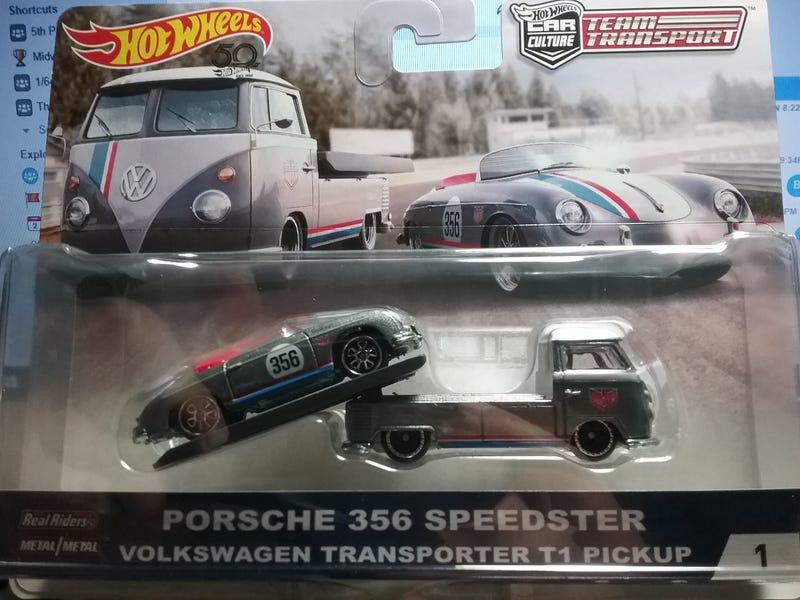 Illustration for article titled HW Team Transport