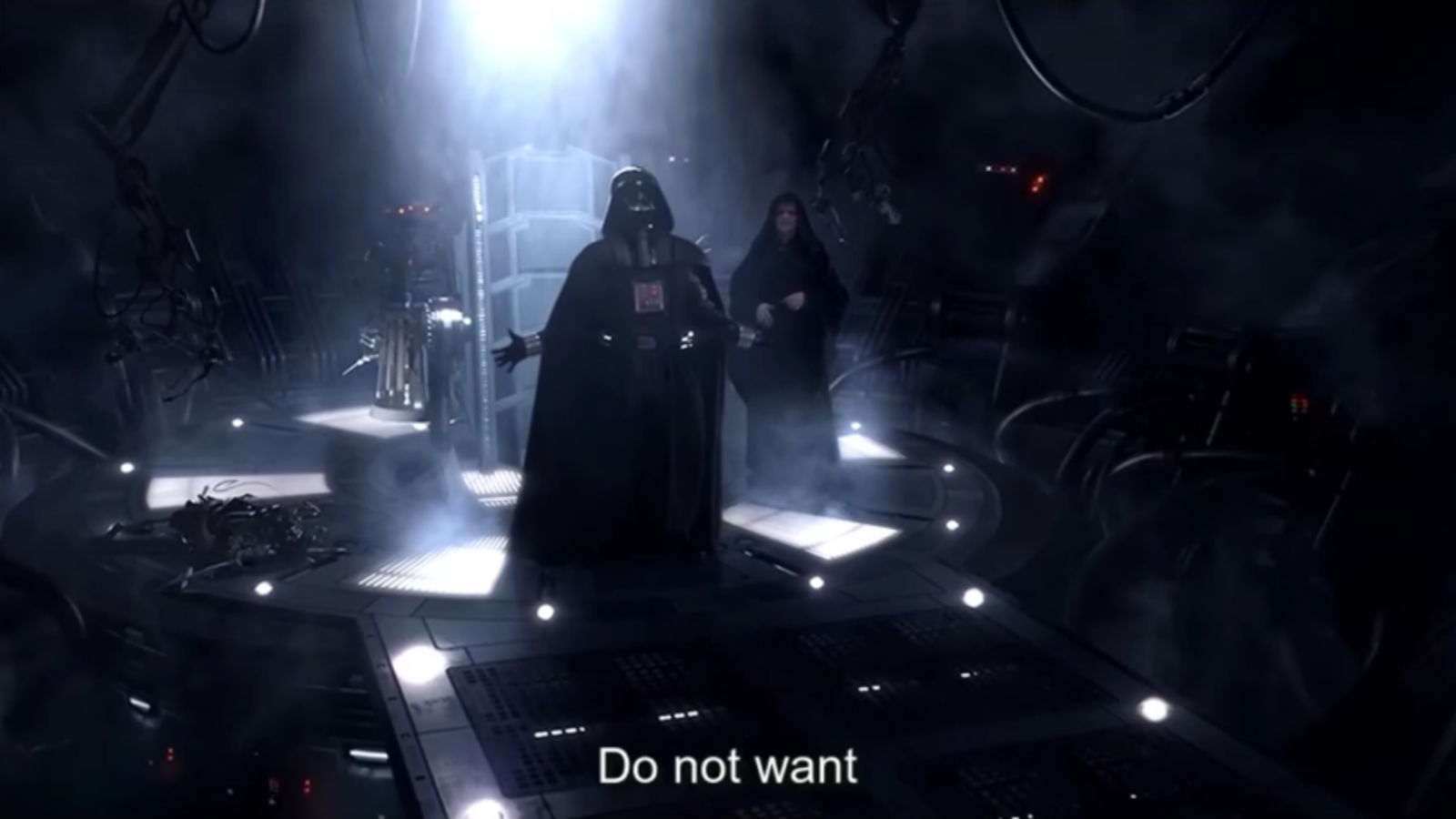Let Us Rejoice That Someone Dubbed The Entire Chinese Bootleg of Revenge of the Sith