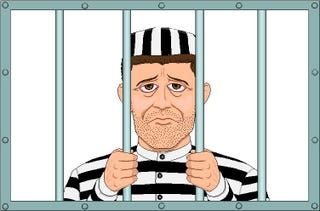 Illustration for article titled Going to Court and Going to Jail