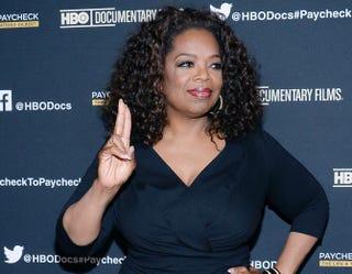 Oprah WinfreyKevork Djansezian/Getty Images