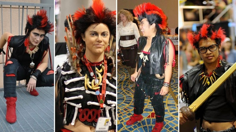 Illustration for article titled Hook's Rufio is getting his own movie. Let's hope it's called Bangarang