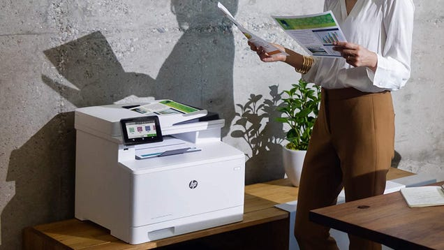 Upgrade Your Home Office with One of These Capable Printers