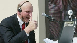 Illustration for article titled Has Steve Ballmer Lost The Support Of Microsoft Employees?