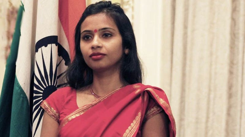 Illustration for article titled Dubious Strip Search of Indian Diplomat in New York Sparks Uproar