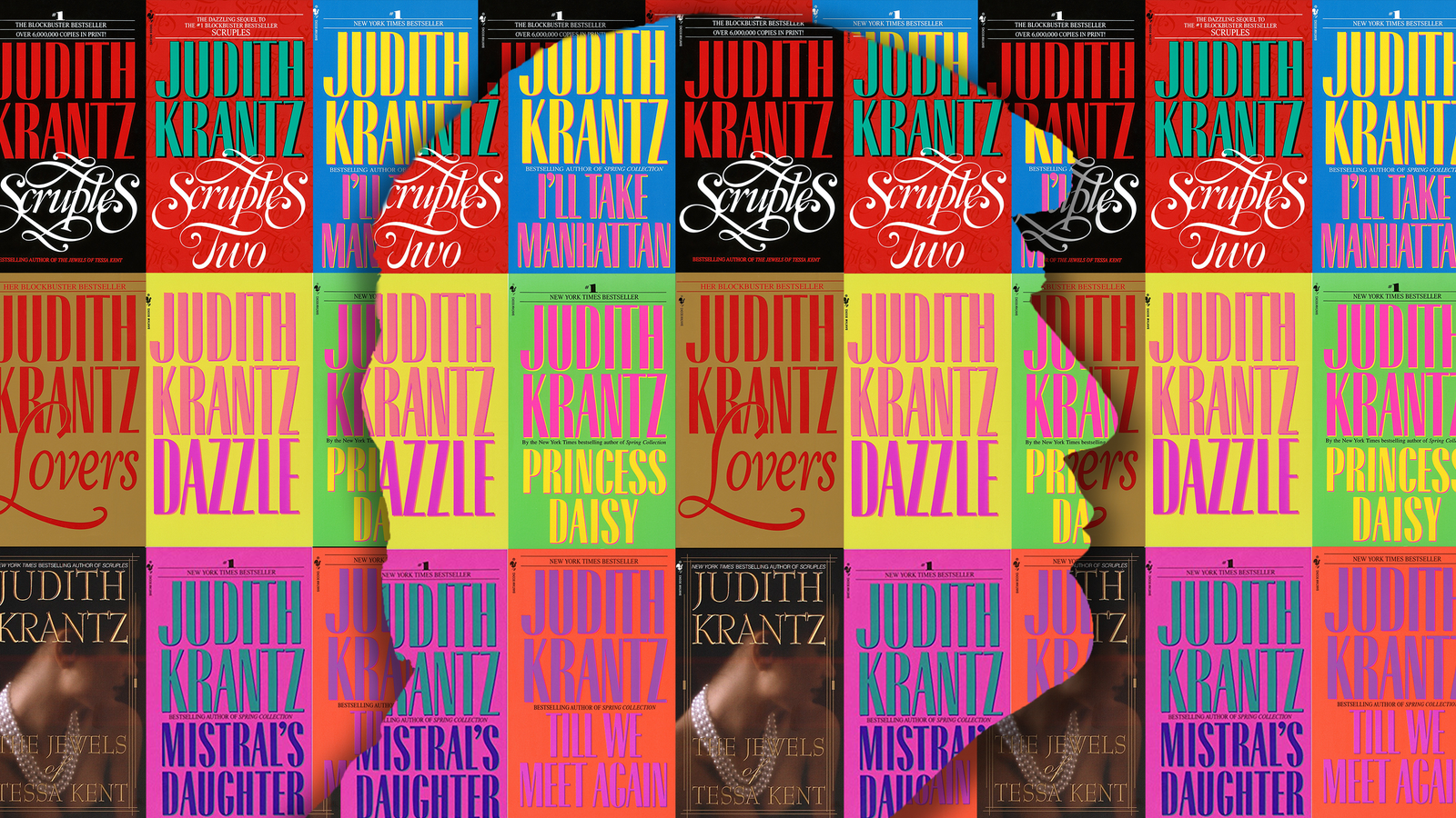 Judith Krantz Was the Most Important Writer of the 20th Century