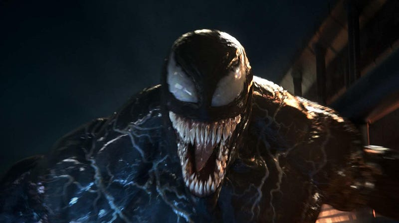 The Venom sequel is in the works.