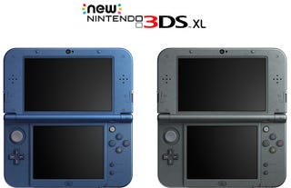 Illustration for article titled Don't Expect The New 3DS Outside of Japan This Year