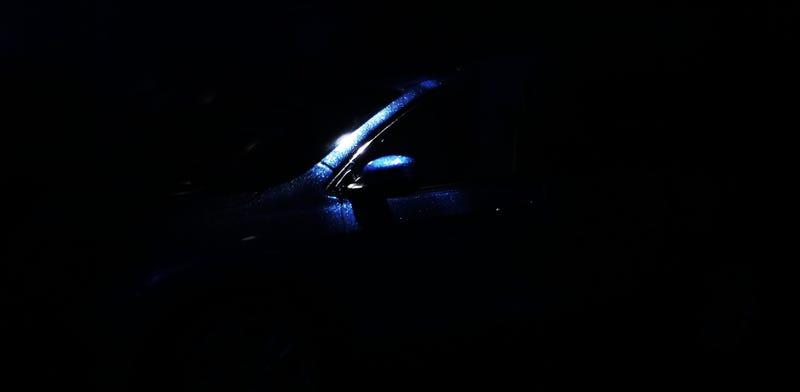 Illustration for article titled LaLD Car Week Tease: Blue