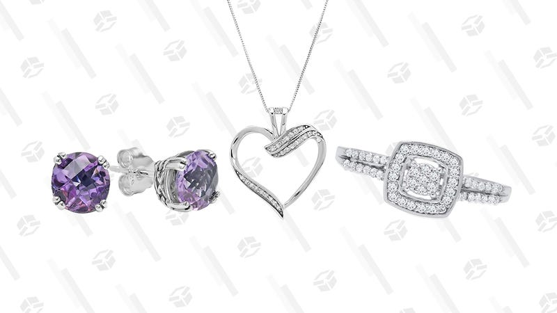 Fine Jewelry Gifts for Valentine's Day Gold Box | Amazon