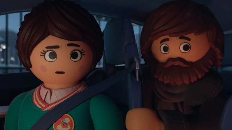 Illustration for article titled Weekend Box Office: Audiences don't want to play with Playmobil
