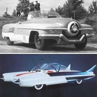 Illustration for article titled Ford FX-Atmos or ZIS-112?