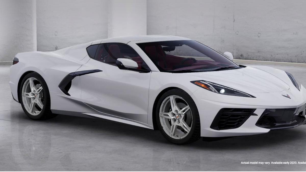 Let S Configure Your 2020 C8 Corvette Stingray