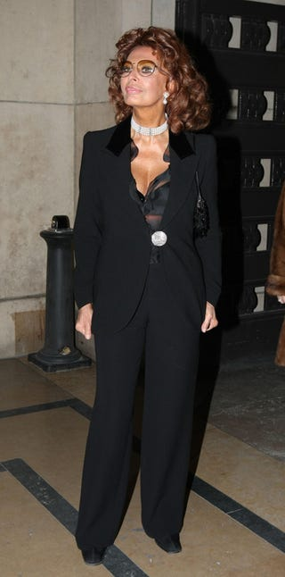 Illustration for article titled Sophia Loren, 73: Rawr!