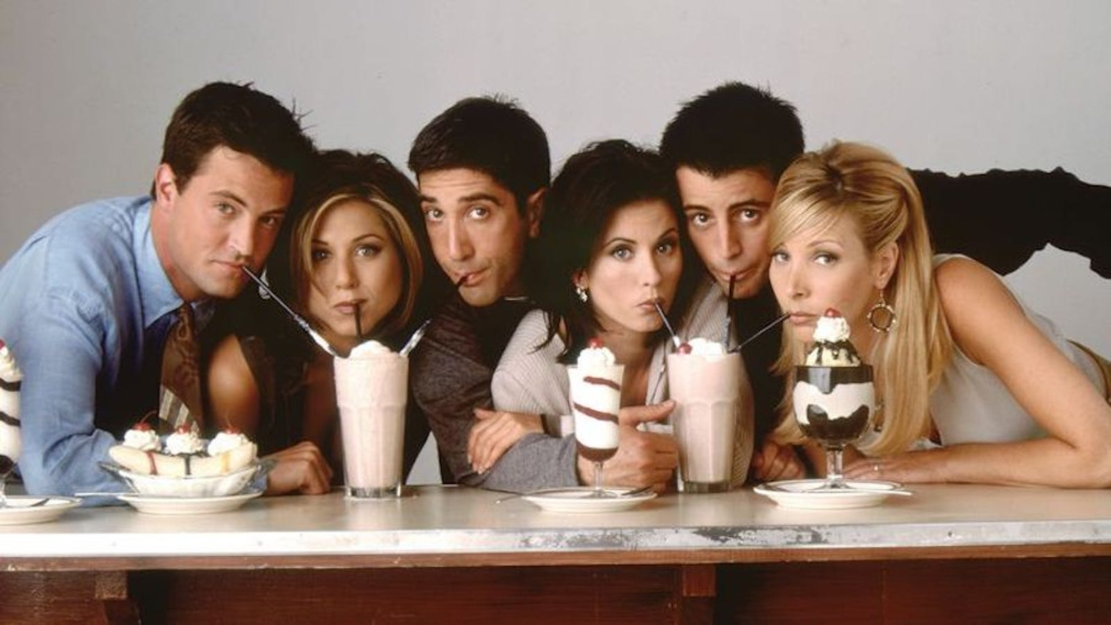 Friends officially leaving Netflix next year to hang out with its cool new friend, HBO Max