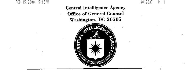 Illustration for article titled WikiLeaks Drops CIA Director John Brennan's Personal Emails