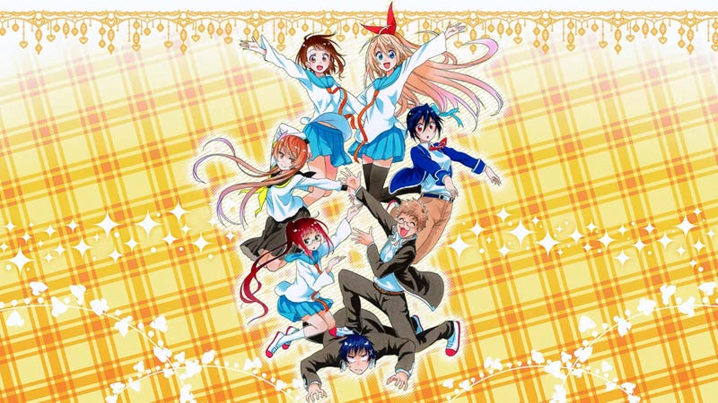 Illustration for article titled Waifu Wars: Nisekoi Best Girl Poll Results