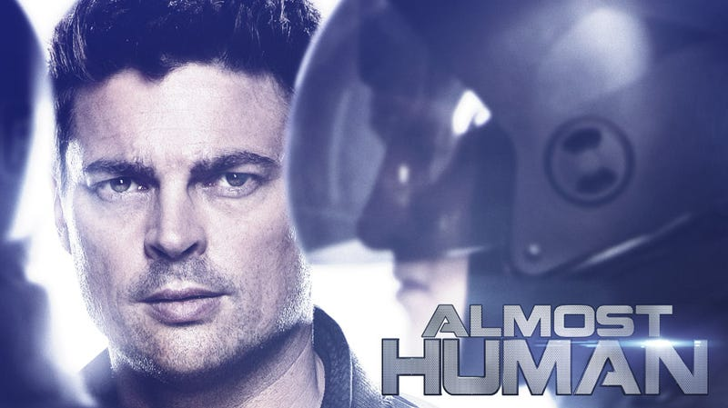 Illustration for article titled Fox Cancels Almost Human
