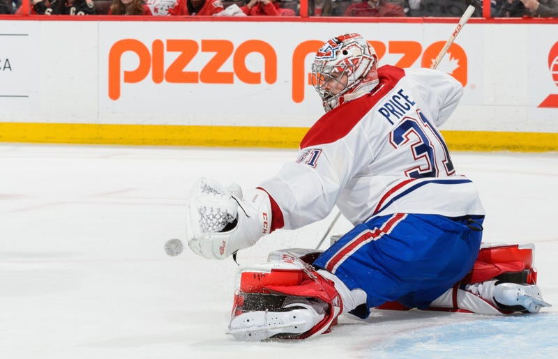 Illustration for article titled Who's Going To Beat Carey Price?