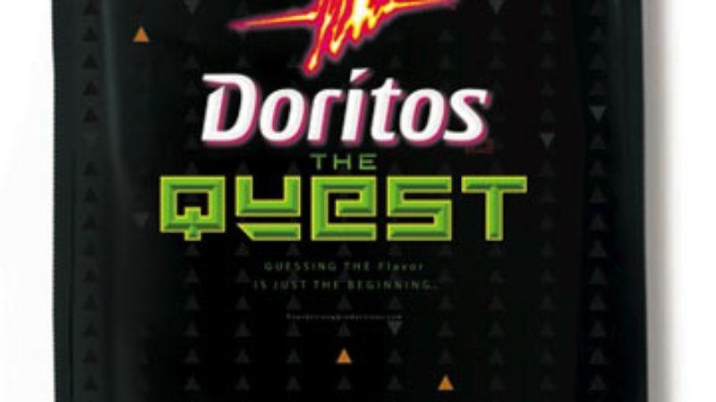 "Illustration for article titled Taste Test: Mountain Dew ""Quest"" Doritos"