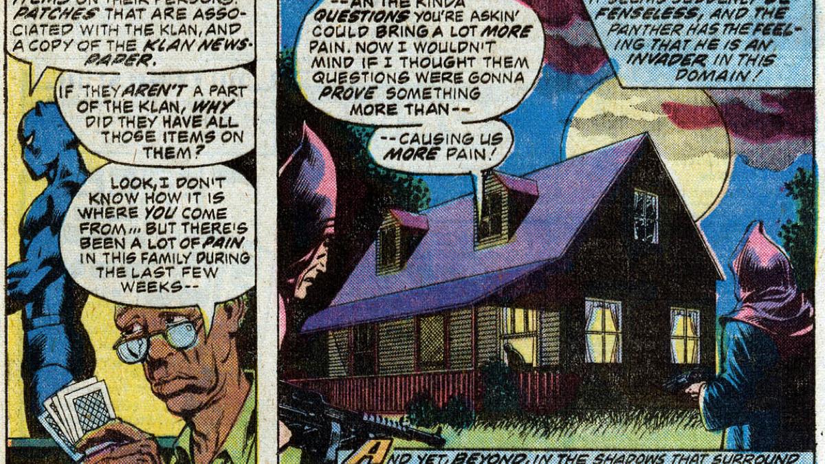 The Politics Of Marvelu0027s Black Panther