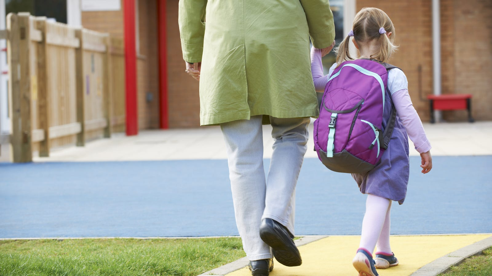 Ease Anxiety Around Preschool Drop-Off With a Dress Rehearsal
