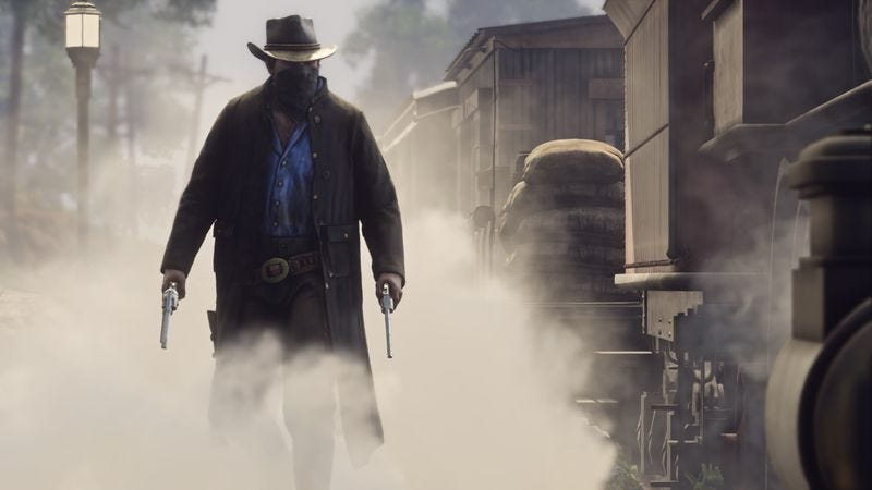 Screenshot: Red Dead Redemption 2/Rockstar Games