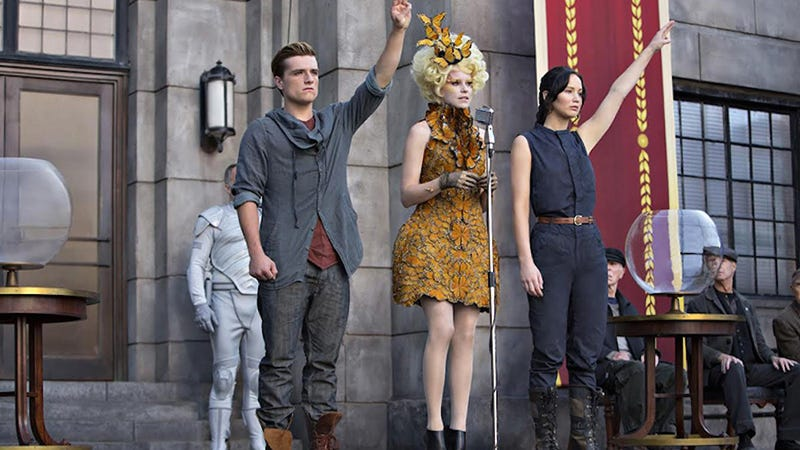 Illustration for article titled The Hunger Games Theme Park Might Actually Happen