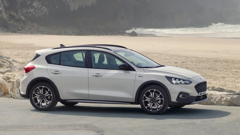 Ford Focus Production To End Next Month, Focus Active Will Be Imported In Mid-2019: Report
