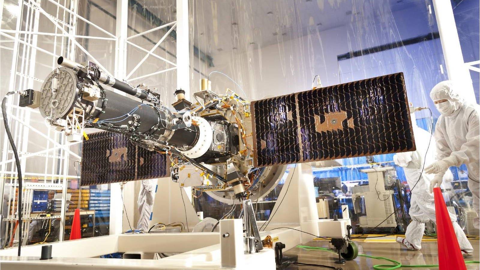 IRIS, la nueva cápsula que estudiará el Sol, despega hacia el espacio