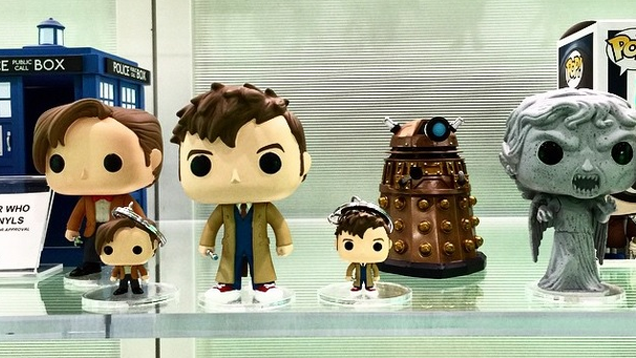 All The Coolest Toys At Funko S New York Toy Fair Booth