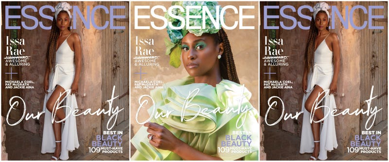 Illustration for article titled From Insecure to Engaged? Issa Rae Has 2 New Magazine Covers—and Possibly Some Big News