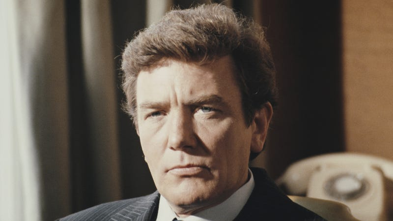 Albert Finney in 1985