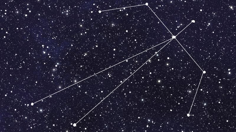 Illustration for article titled The 8 Constellations Everyone Should Know