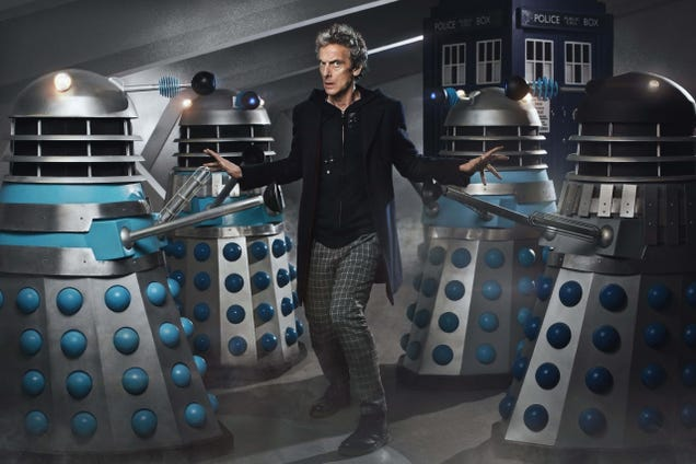 Doctor Whoand the Deconstruction of the Daleks