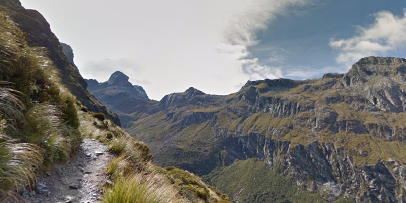Illustration for article titled New Zealand's Amazing Trails Are Now on Google Street View