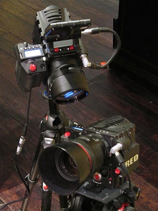 """Illustration for article titled Camera Porn: RED Scarlet 2/3"""" Shoots An EPIC S35"""